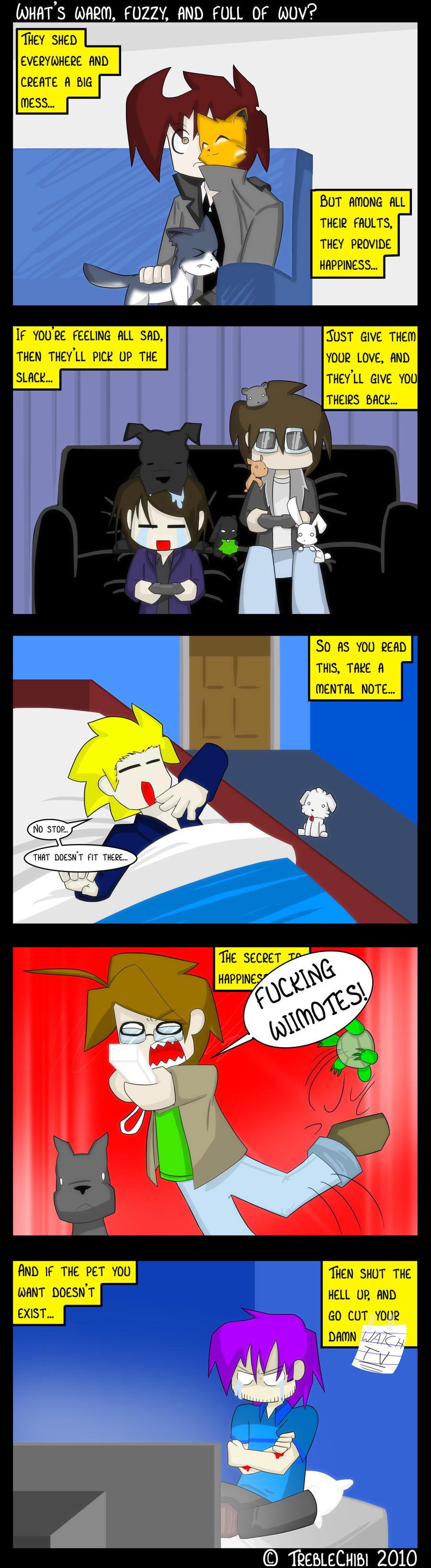 Comic Book Book 9 by DukeStewart