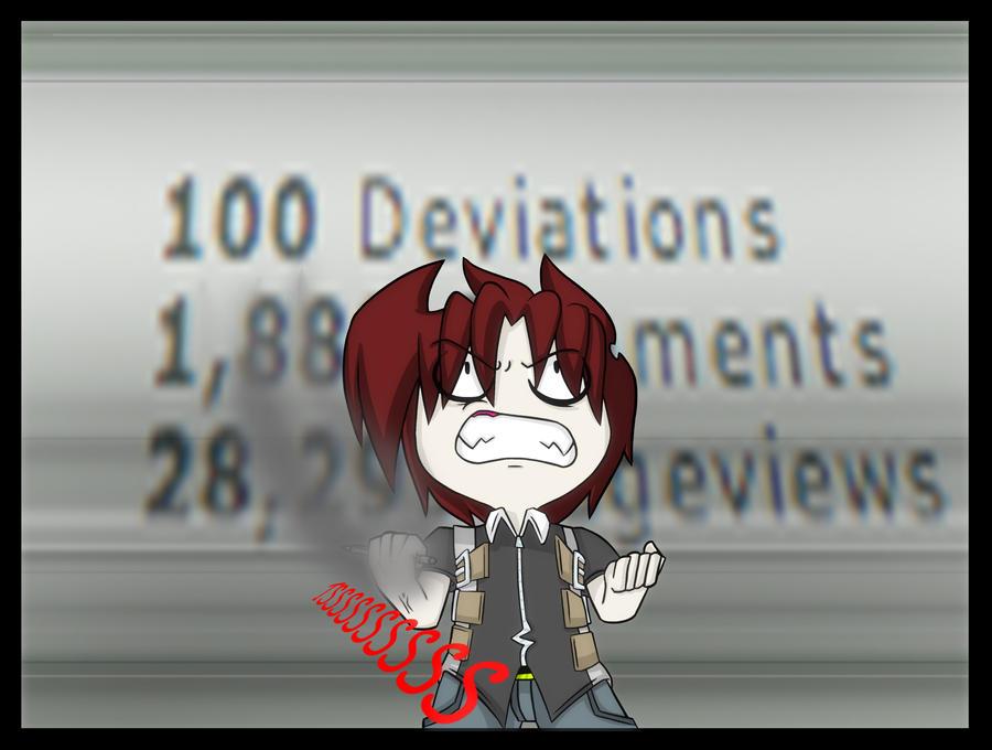 100 Deviations by DukeStewart