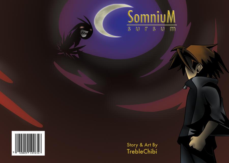 Somnium Sursum Book Cover by DukeStewart