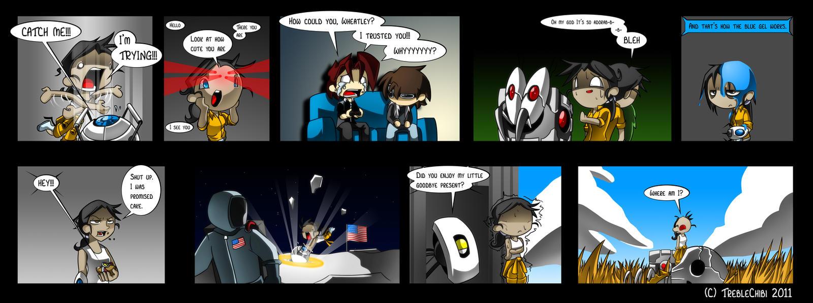 Portal 2 by DukeStewart