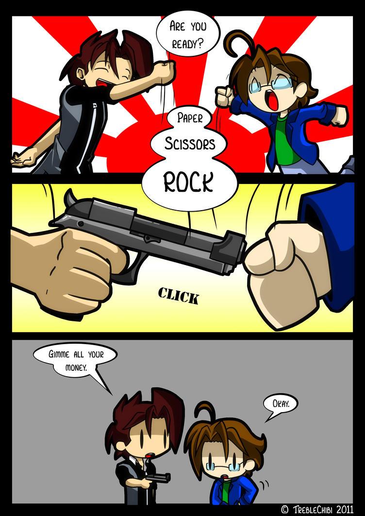 Comic Book Book 42 by DukeStewart