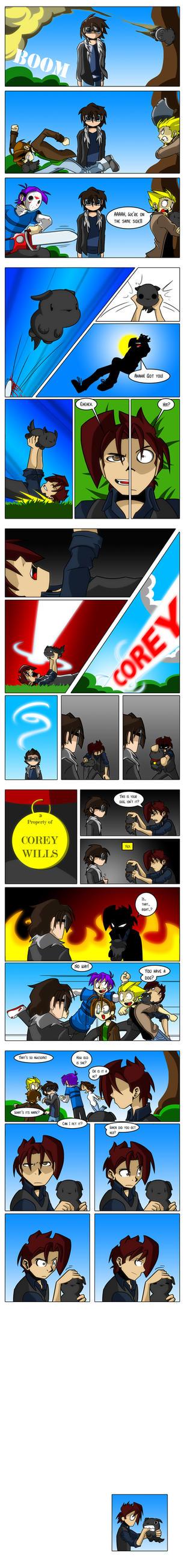 Comic Book Book 47 - The Book by DukeStewart