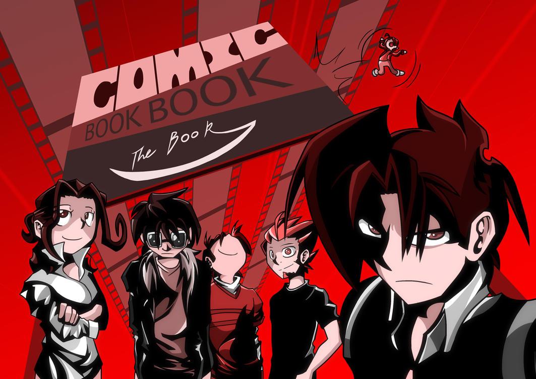 Comic Book Book 49 - The Book by DukeStewart
