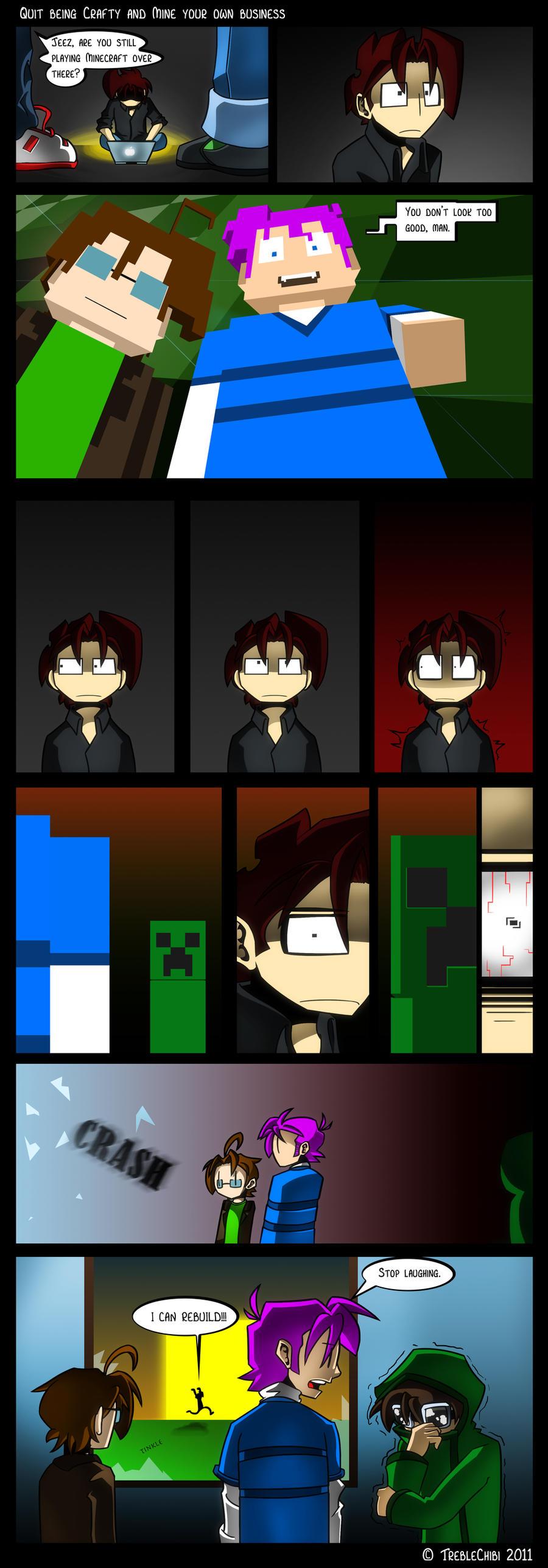 MineCraft by DukeStewart