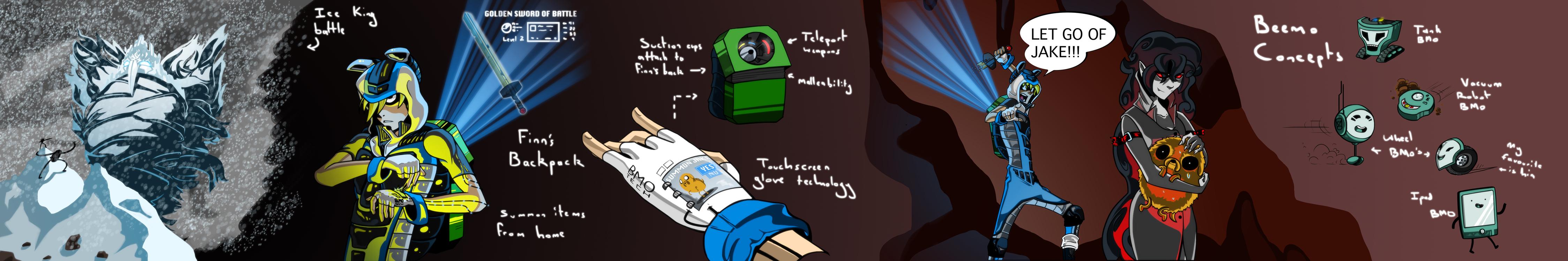 Adventure Time by DukeStewart