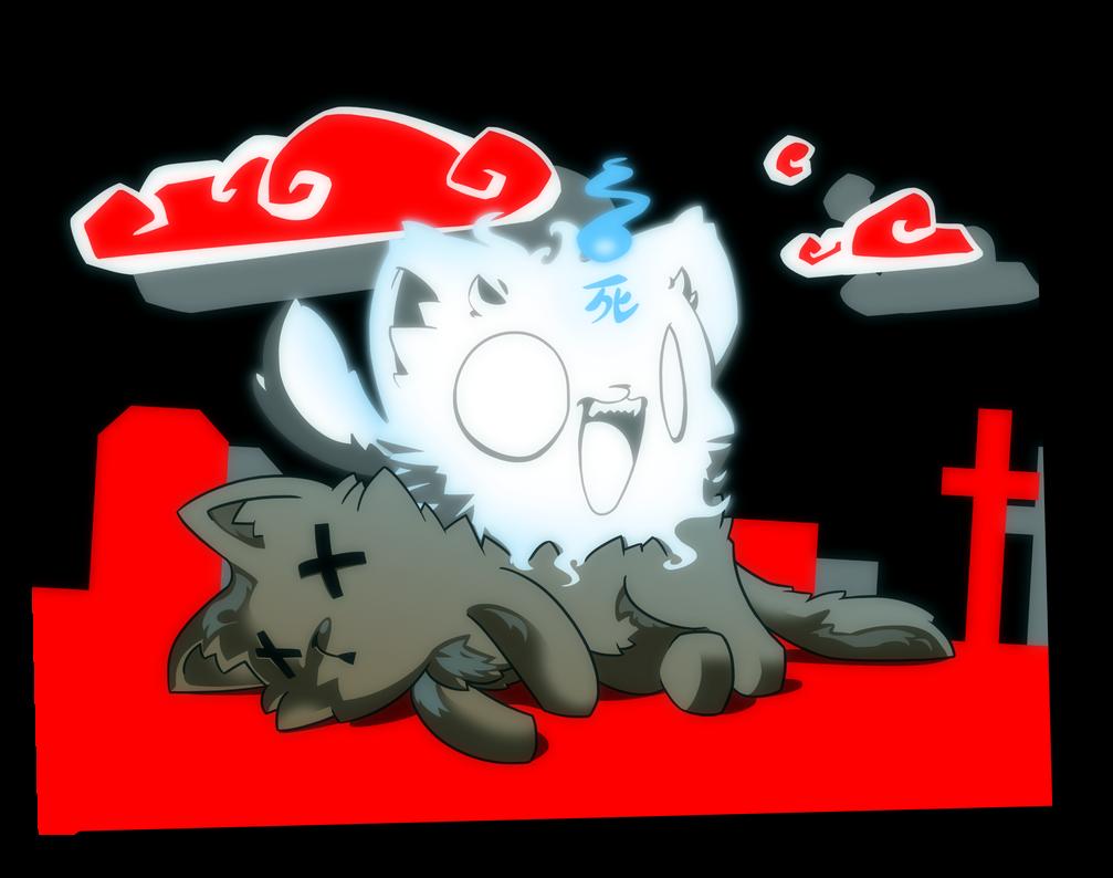 The Kitty Spectre by DukeStewart