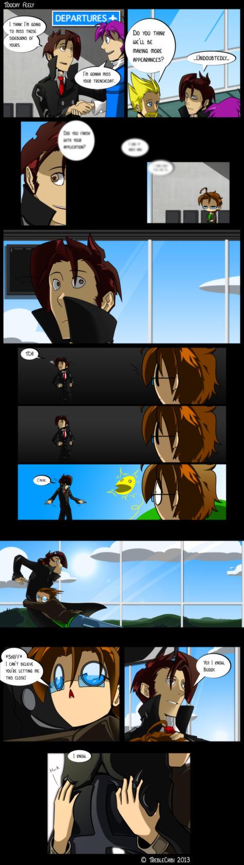 Comic Book Book: Beginning of the End by DukeStewart