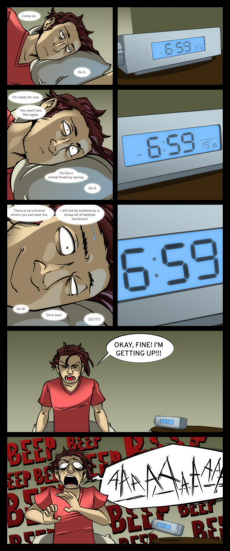 Alarm Clock by DukeStewart