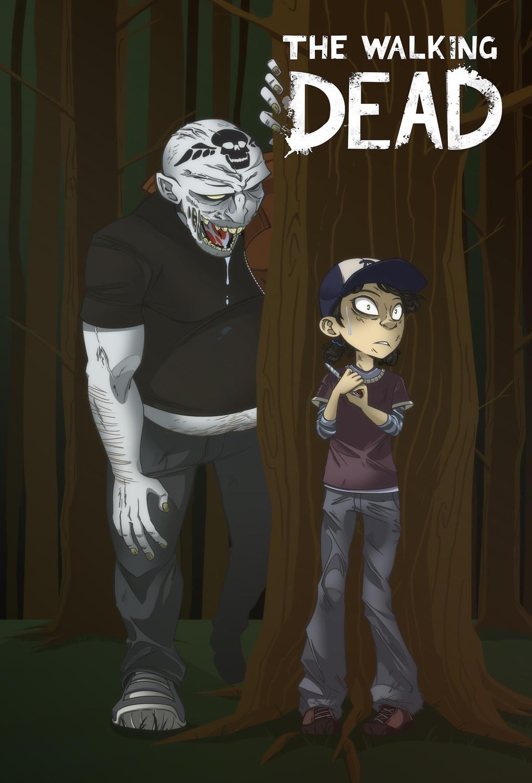 The Walking Dead by DukeStewart