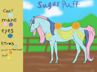 Reference: Sugar Puff by Souls-of-Fire