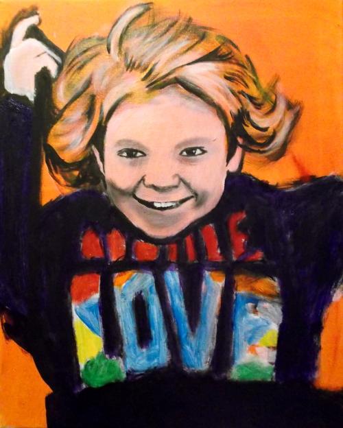 Ashleys Girl by DougBaltz