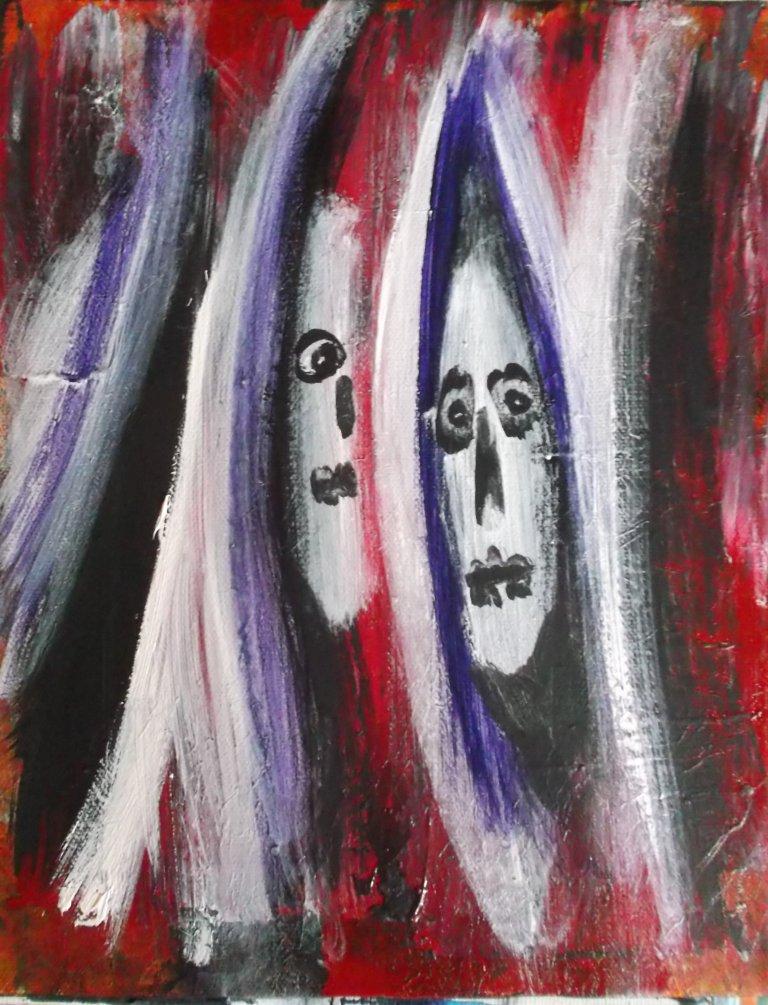 To A Scream by DougBaltz
