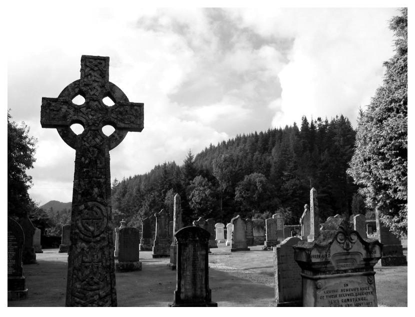 Celtic cross by anotherview