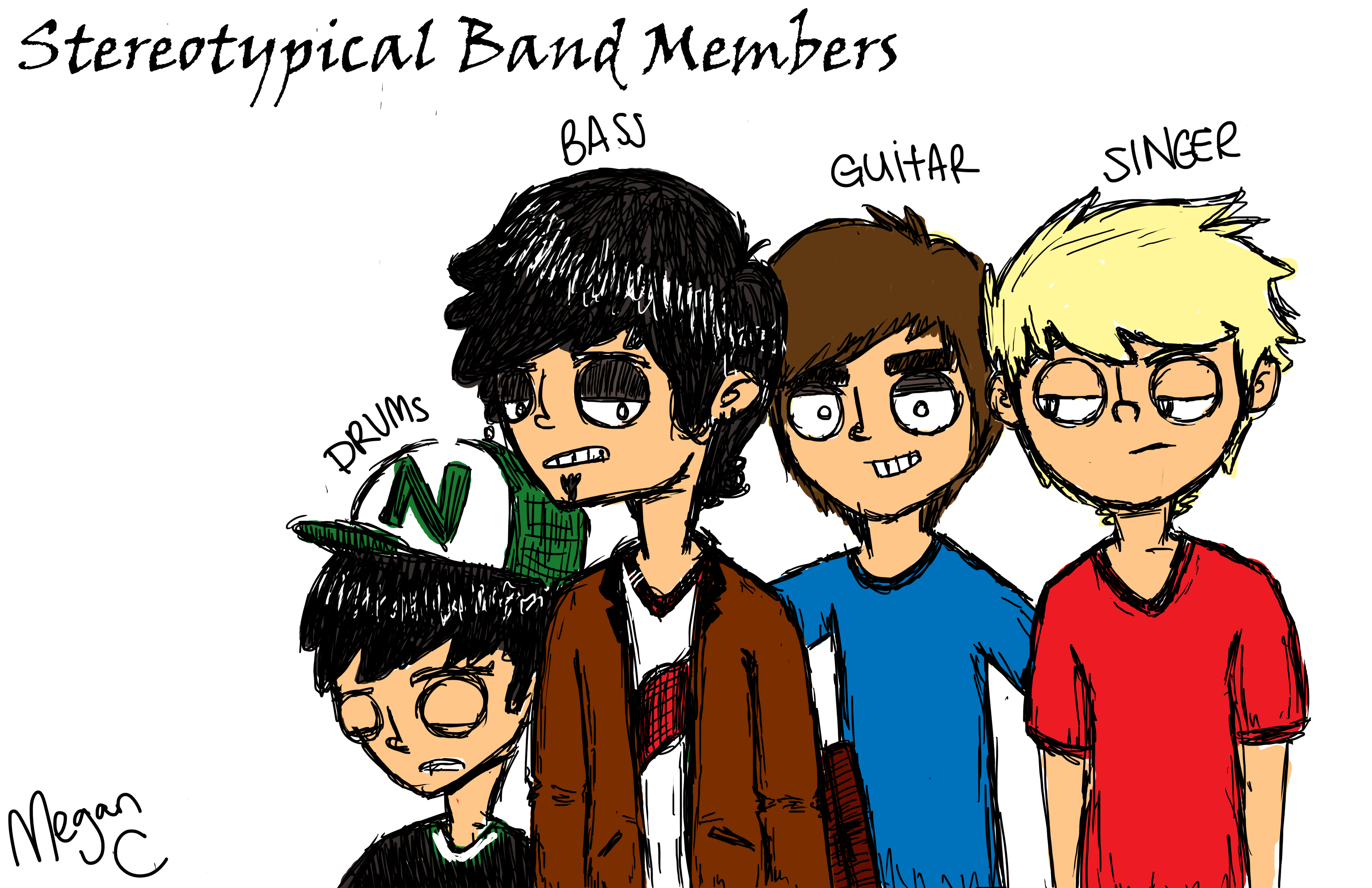 Stereotypical Band