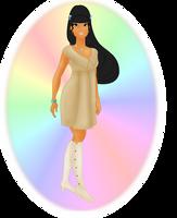 1960 Pocahontas by FalseDisposition