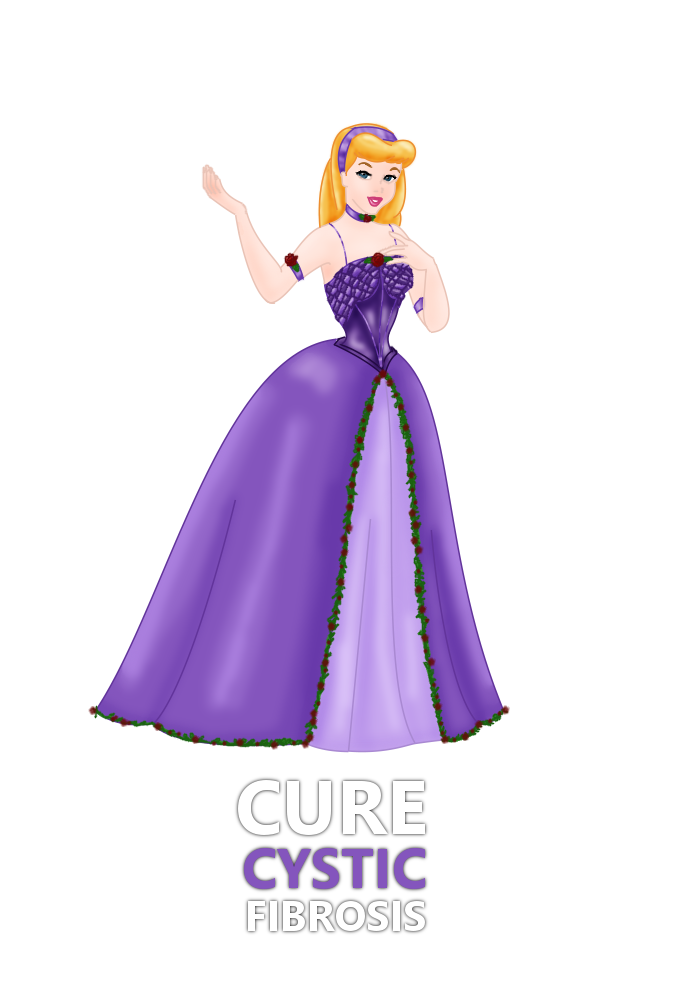 Unique Cystic Fibrosis Awareness Princess by FalseDisposition on DeviantArt YU13