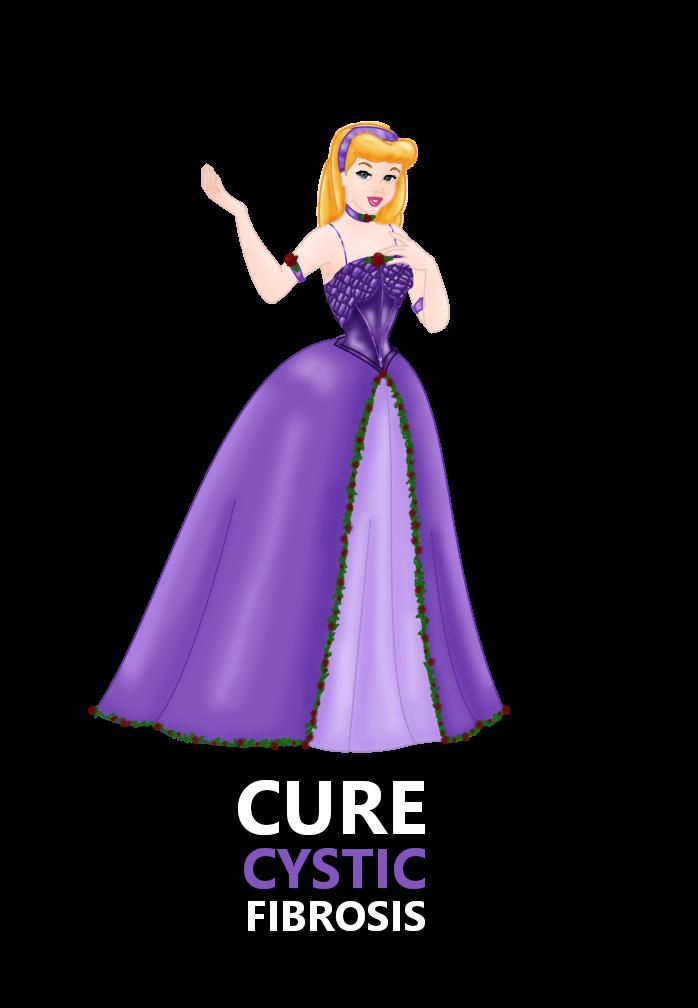 cystic fibrosis awareness princess by falsedisposition - Cystic Fibrosis Color