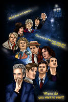 The Doctor by FalseDisposition