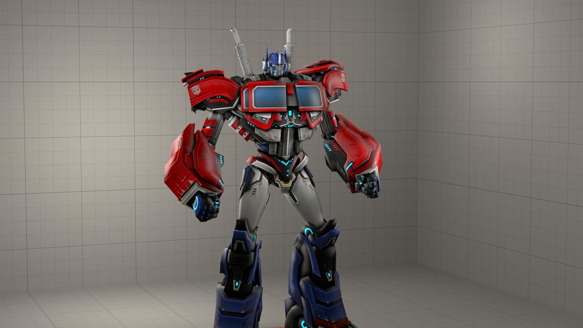 TFU Optimus by MaddogSamureye