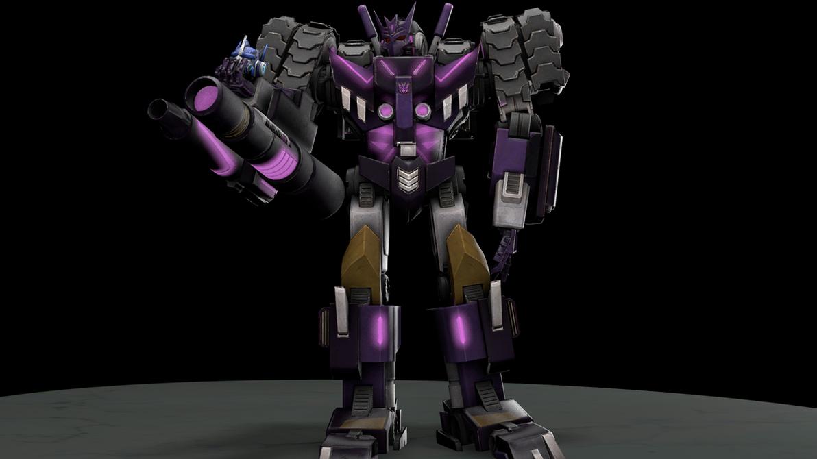 Transformers MTMTE: Tarn by MaddogSamureye