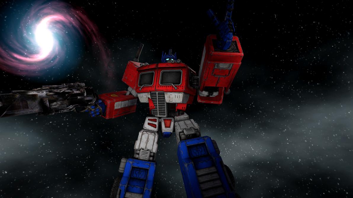 G1 Optimus Preview by MaddogSamureye