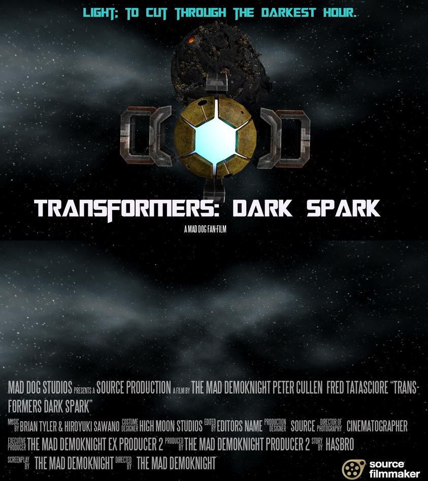 Transformers: Dark Spark Fan Project Type A v1 by MaddogSamureye