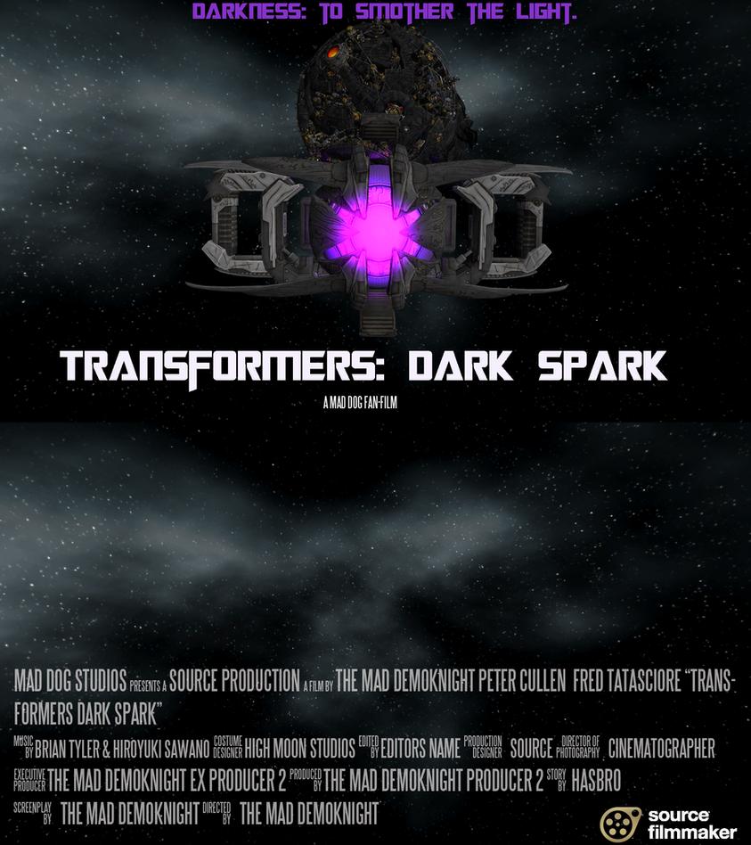 Transformers: Dark Spark Fan Project Type B v1 by MaddogSamureye