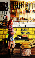 Tool Day by suedseeengel