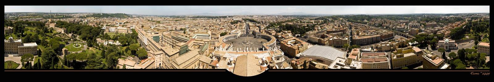 360 : Roma by jbusnel