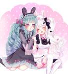 Yuri x Alice by Yumemin