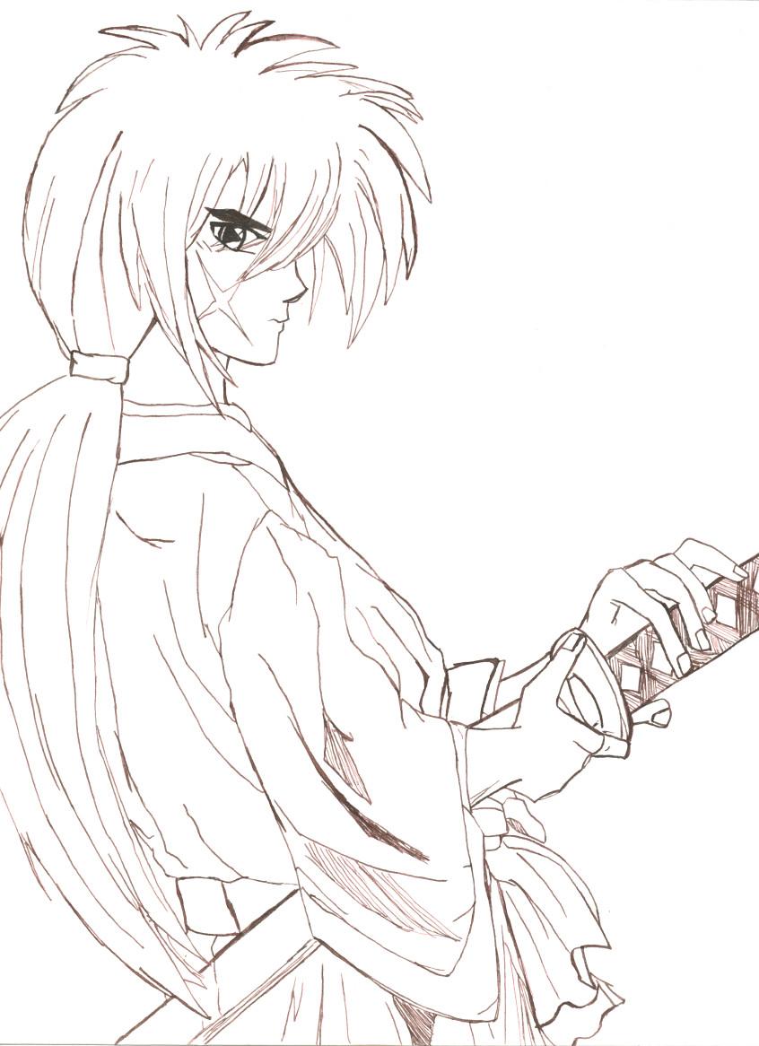 Rurouni Kenshin by ReiAndSanzo