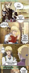 Huntik Funny Strip 2 ITA by ReiAndSanzo