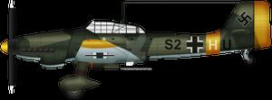 Junkers Ju 87 Stuka SG 77