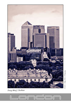 London Collection: Canary Wharf - Docklands