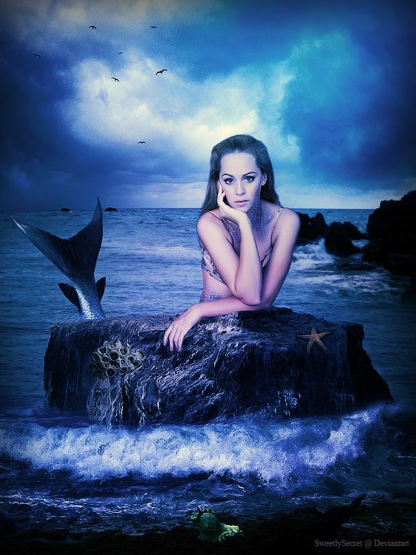 Mermaid by SweetlySecret