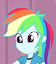 Icon for Human-Rainbow-Dash! by Human-Pinkie-Pie