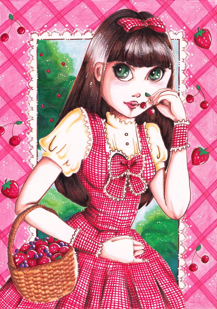 Strawberry Cherry Lolita