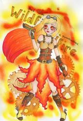 Wildfire by Kamihana86