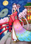 Moonprincess Lyla by Kamihana86