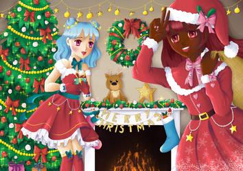 I wish you a merry christmas 2019