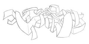 bandage doodle