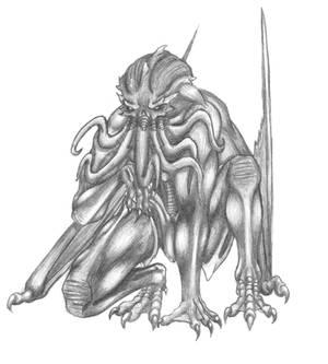 Cthulhu (Body Part)