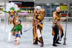 Diablo III - group cosplay NC:Sthlm