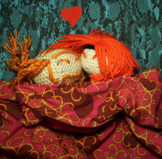 Crochetklok Part VI by Dyelshi