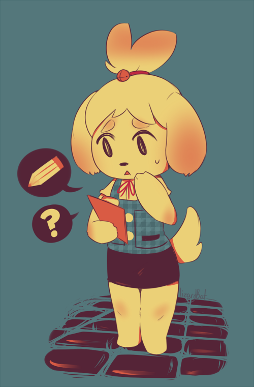 Isabelle by LizardBat
