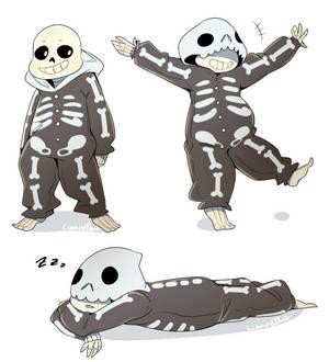 Skeleton Kigu