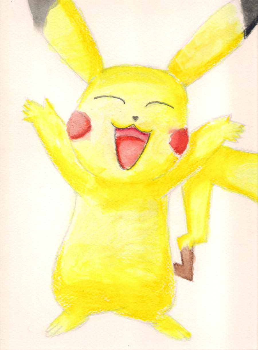 Pika! by FamousPenguin