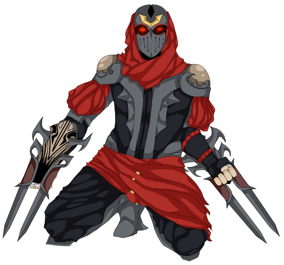 Zed Pls by FamousPenguin