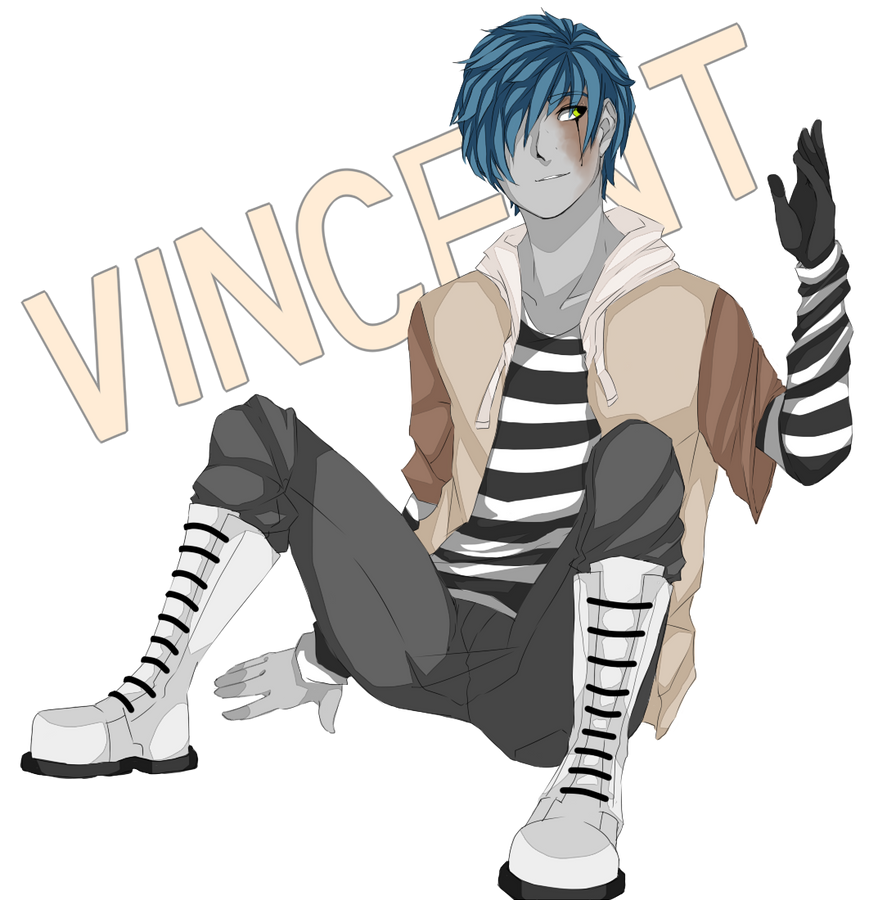 Vincent by FamousPenguin
