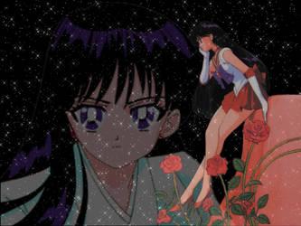 Sailor Mars by Killer-Queen